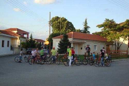 Ξεκίνησαν οι ποδηλατοβόλτες του ΕΟΣ Αλμυρού