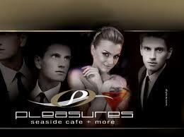 Επίδειξη μόδας στο Pleasures seaside café + more