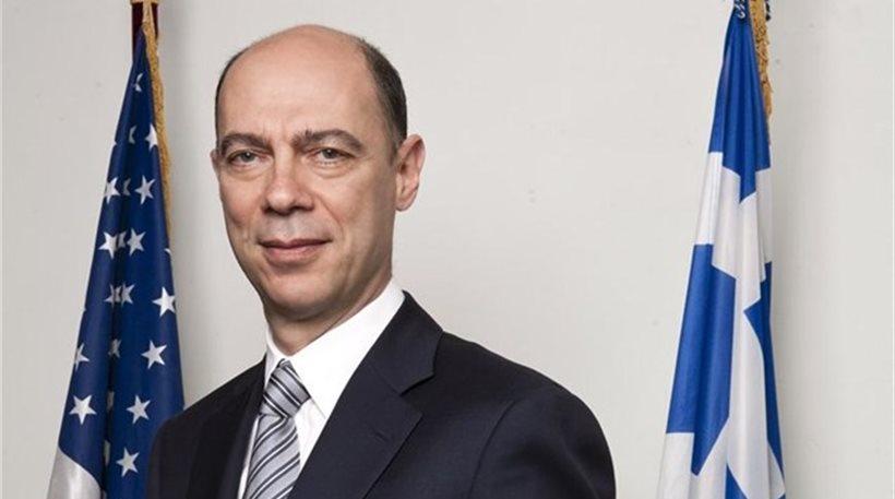 Ο Σίμος Αναστασόπουλος νέος πρόεδρος στο Ελληνοαμερικανικό επιμελητήριο