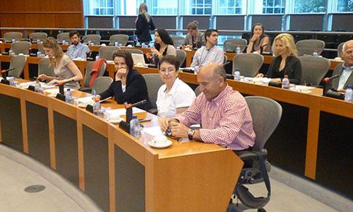 Στο ευρωπαϊκό κοινοβούλιο η Aνάβρα