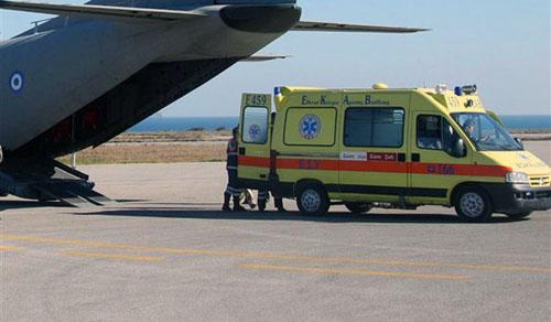 Σοβαρά τραυματίας 55χρονος σε τροχαίο