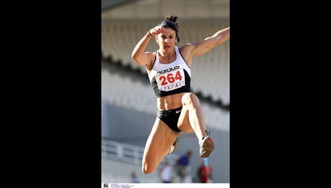 Χρυσό μετάλλιο για την Αθανασία Πέρρα στο τριπλούν στους Μεσογειακούς Αγώνες