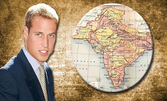 Σοκ στο Μπάκιγχαμ: Ινδός ο πρίγκιπας William;