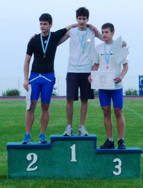ΝΙΚΗ - ΣΤΙΒΟΣ ~ Επιτυχίες στους αγώνες 24α Ολύμπια