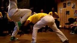 Capoeira στον Αη - Γιάννη Πηλίου
