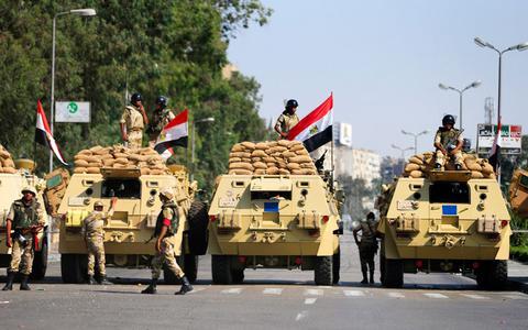 Διαδήλωση κατά του στρατού οργανώνουν οι οπαδοί του Μόρσι