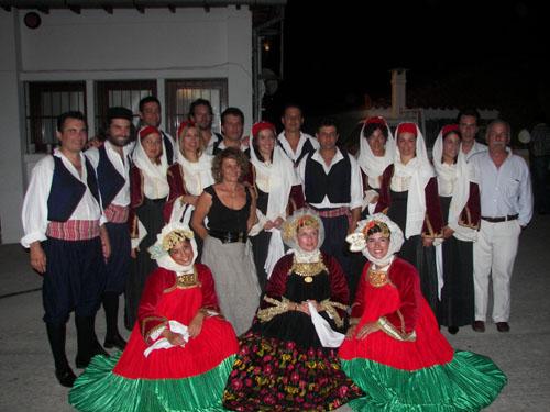 Φεστιβάλ παραδοσιακού χορού