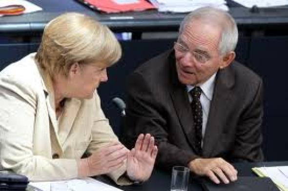 Μέρκελ και Σόιμπλε: «Όχι» σε νέο κούρεμα