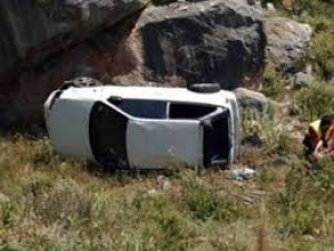 Ένας Νεκρός Και Δύο Τραυματίες Σε Τροχαίο Στο Μουζάκι