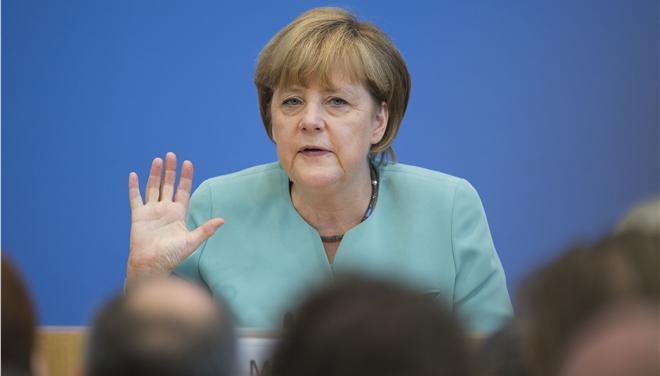 «Ερμηνεύουμε διαφορετικά τον νόμο από την Ελλάδα», λέει η Μέρκελ για τις πολεμικές αποζημιώσεις