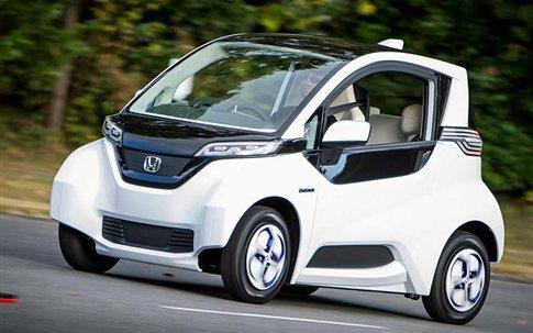 """Έναρξη δοκιμών για το ηλεκτροκίνητο """"microcar"""" της Honda"""