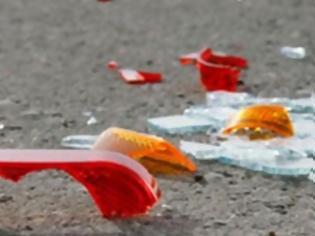 Θανατηφόρο τροχαίο ατύχημα στο 1ο χλμ. της Επαρχιακής Οδού Φαλάνης - Λάρισας