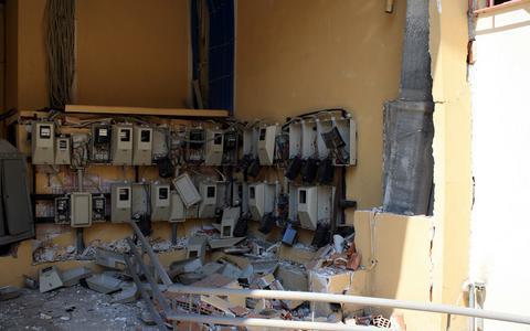 Βόμβα σε πολυκατοικία στη Λάρισα όπου διαμένει εισαγγελέας