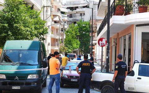 Ερευνάται η συμμετοχή και τρίτου προσώπου στη βομβιστική επίθεση στη Λάρισα