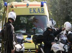 Καρδίτσα :Νεκρός 71χρονος σε τροχαίο δυστύχημα