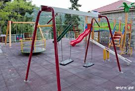 Συντήρηση παιδικών χαρών από το Δήμο Ρήγα Φεραίου