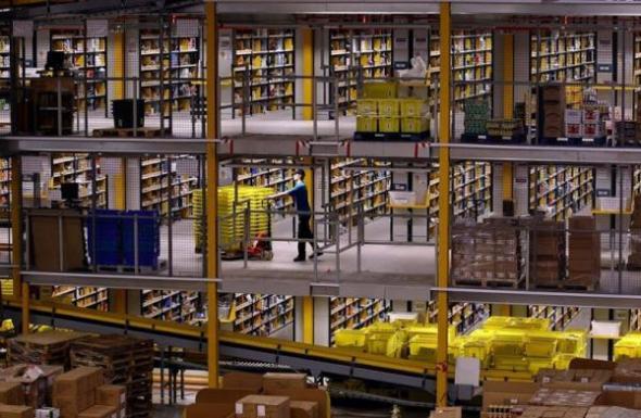 7.000 θέσεις εργασίας από την Amazon