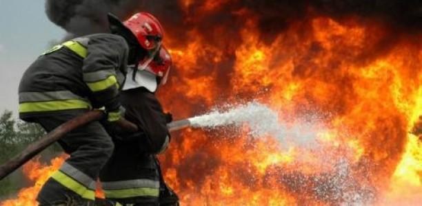 Μεγάλες αγροτικές ζημιές από φωτιά την Κοιλάδα