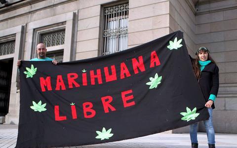 Νόμιμη η μαριχουάνα στην Ουρουγουάη