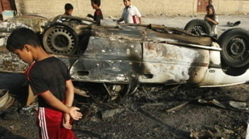 Ιράκ: Πάνω από 1.000 οι νεκροί από το κύμα βίας τον Ιούλιο