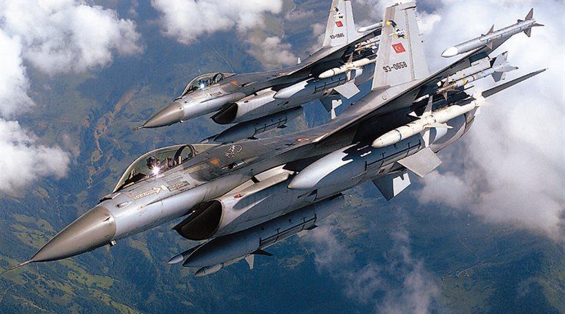 Μαζικές παραιτήσεις πιλότων από την τουρκική Πολεμική Αεροπορία