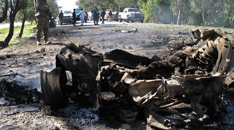 Αφγανιστάν: Φονική επίθεση αυτοκτονίας σε αγορά