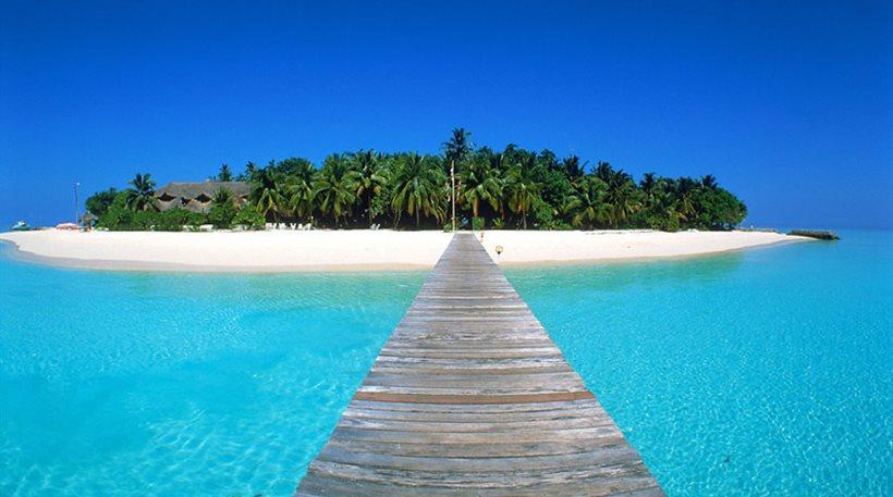 Μαλδίβες: ένας επίγειος παράδεισος...