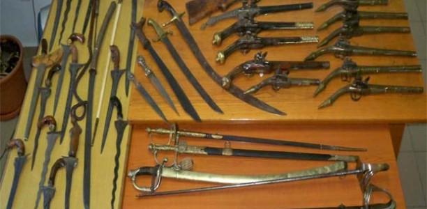 «Γκαλερί» με… όπλα στη Σκιάθο!