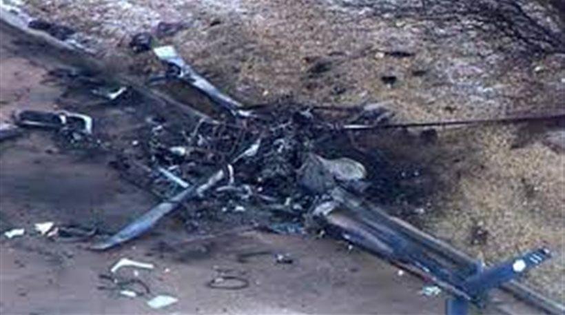 Αντάρτες κατέρριψαν ελικόπτερο του στρατού στην Υεμένη