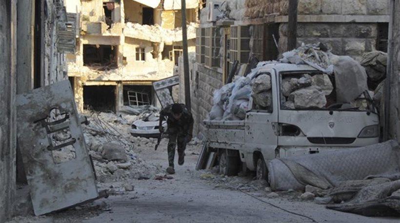 Συρία: 62 αντικαθεστωτικοί νεκροί σε ενέδρα του στρατού
