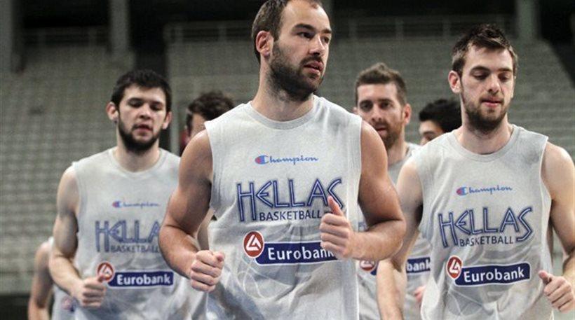 Πρώτο φαβορί για το Ευρωμπάσκετ η Ελλάδα