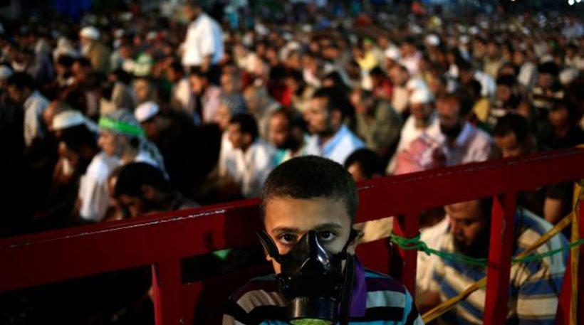 Αίγυπτος: «Οριστική η απόφαση για τη διάλυση των καθιστικών διαμαρτυριών»