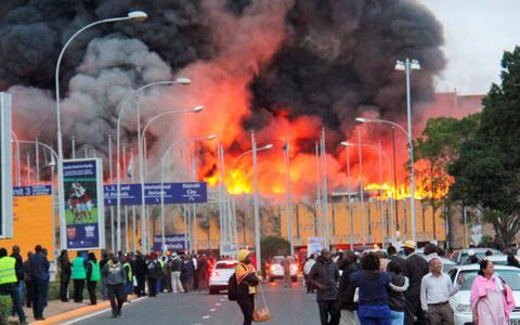 Κένυα: Μεγάλες καθυστερήσεις μετά τη φωτιά στο αεροδρόμιο του Ναϊρόμπι