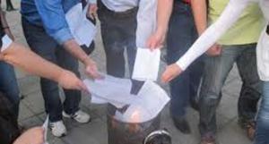 Φωτιά Στα Χαρτιά Της Διαθεσιμότητας Έβαλαν Οι Λαρισαίοι Καθηγητές