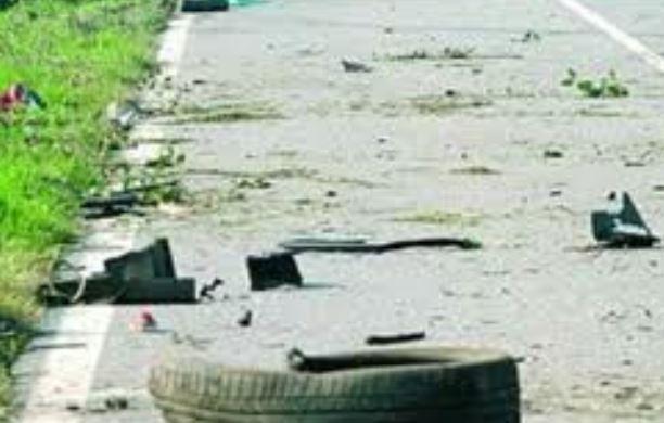 Θανατηφόρο Τροχαίο Ατύχημα στο 2ο χλμ Παλαιάς Εθνικής Οδού Λάρισας - Αθηνών