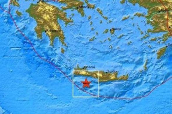 Κρήτη: Καλοκαιρινή «επίσκεψη» του εγκέλαδου