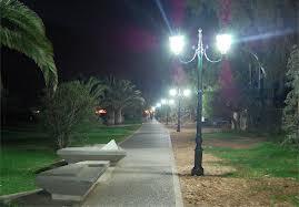 Αντικατάσταση και επέκταση δημοτικού φωτισμού