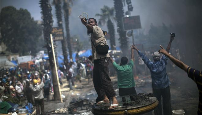 Οι ισλαμιστές «πήραν αυτό που ήθελαν», δήλωσε ο πρεσβευτής της Αιγύπτου στη Βρετανία