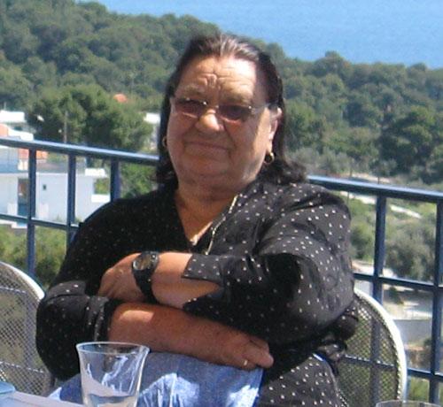 Απεβίωσε η Κατίνα Βαφίνη