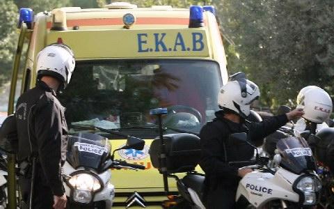 Σοβαρός τραυματισμός 63χρονου σε τροχαίο ατύχημα στην Σκόπελο