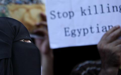 Επείγουσα συνεδρίαση της ΕΕ για τα γεγονότα στην Αίγυπτο