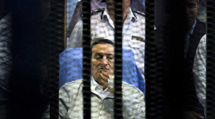 Αίγυπτος: Αποφυλακίζεται ο Μουμπάρακ!