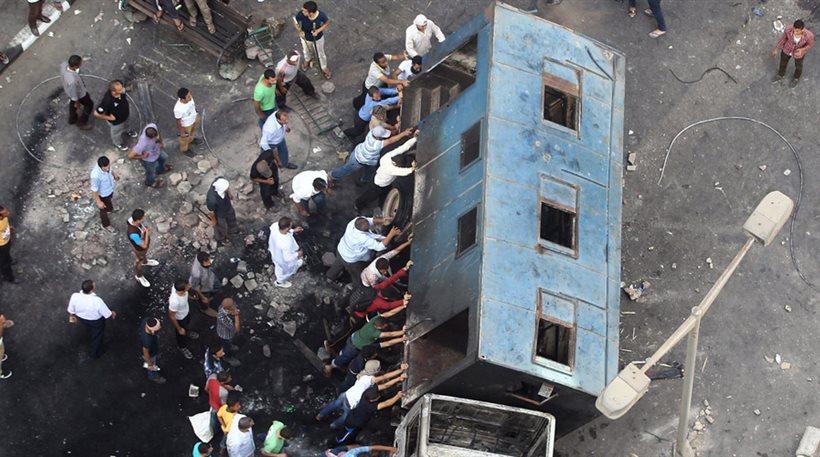 Το αίμα συνεχίζει να ρέει στην Αίγυπτο