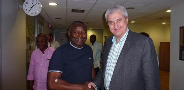 Συνεργασία του ΙΑΣΩ Θεσσαλίας με τη Λαϊκή Δημοκρατία του Κονγκό
