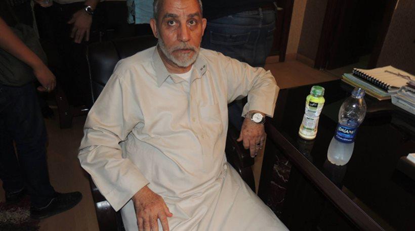 Αίγυπτος: Συνελήφθη ο ηγέτης της Μουσουλμανικής Αδερφότητας