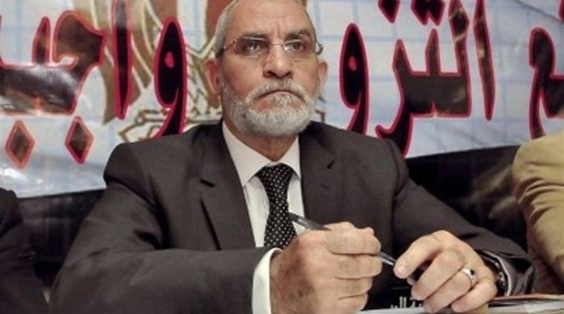 Αίγυπτος: Υπό κράτηση ο πνευματικός ηγέτης των Αδελφών Μουσουλμάνων