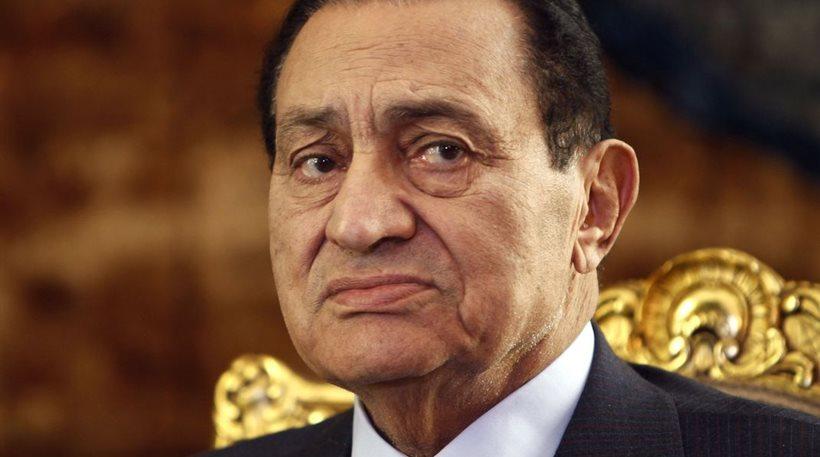 Αίγυπτος: Διαταγή αποφυλάκισης του Χ. Μουμπάρακ