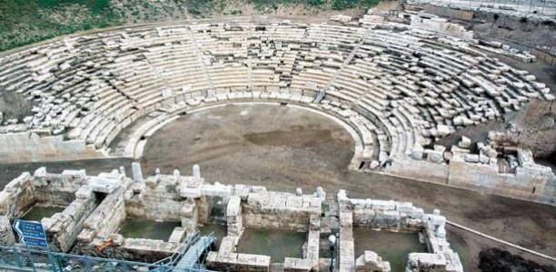 Σύσκεψη για το αρχαίο θέατρο διοργανώνει το τοπικό ΤΕΕ