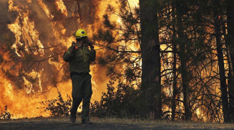 Καλιφόρνια: 8.300 πυροσβέστες παλεύουν να σβήσουν τη φωτιά