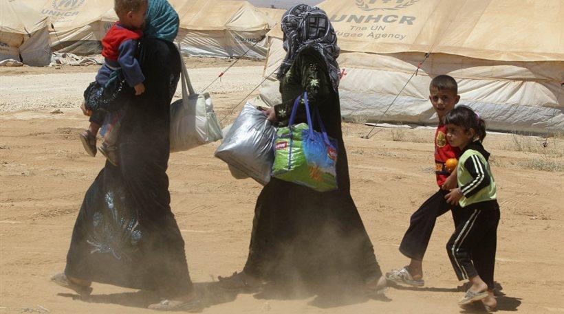 Πάνω από 50.000 Σύροι πρόσφυγες κατέφυγαν στο Ιράκ σε δύο εβδομάδες